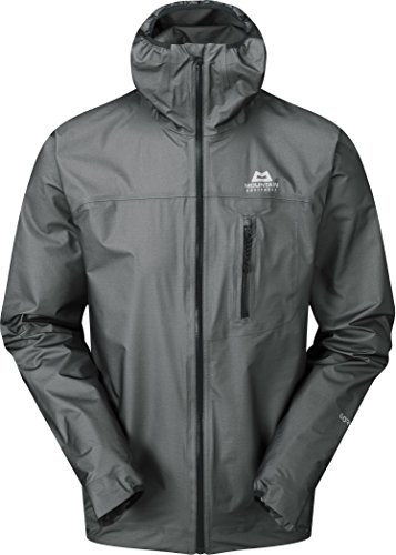 Mountain Equipment Impellor Jacket Men Nickel Größe L 2018 Funktionsjacke (Mountain Jacket Men)