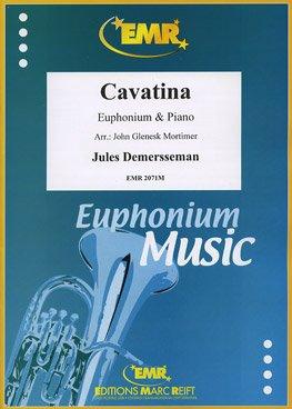 MARC REIFT DEMERSSEMAN JULES - CAVATINA - EUPHONIUM & PIANO Klassische Noten Tuba