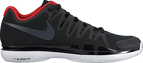 Chaussure Nike Zoom Vapor 9.5 Tour Noire Fall 2017 - 46