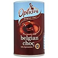 Options Belgian Chocolate 825g