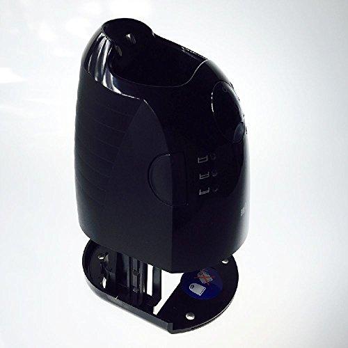 Braun Reinigungsstation schwarz. FastClean für alle Series 7 und Pulsonic Modelle 7090900 - 3