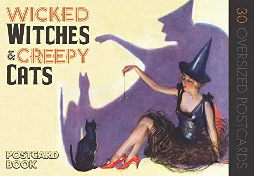 epy Cats: Postcard Book (Halloween) ()
