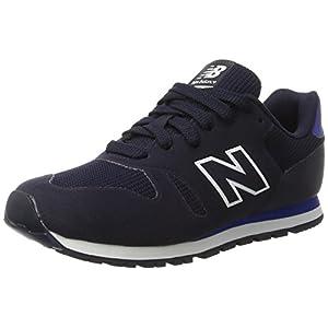 New Balance Kd373, Zapatos Deportivos de Interior Unisex Niños