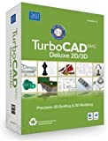 Produkt-Bild: TurboCAD Mac Deluxe 2D/3D Version 4 [Import]