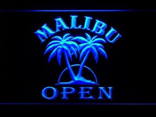 malibu-bier-open-led-zeichen-werbung-neonschild-blau