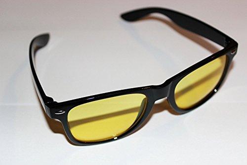 HeroNeo Nachtsicht-Brille, UV-Schutz, weniger Licht, Fahrer, spezielle Brille zum Autofahren