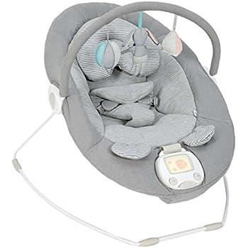 bf7c96a68ff Mamas   Papas Apollo Baby Bouncer   Infant Cradle with Music Book – Grey  Melange