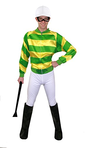 ILOVEFANCYDRESS I love Fancy Dress ilfd4049 X L Herren Jockey - Jockey Kostüm