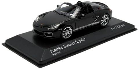 Minichamps - 400069300 - Véhicule Miniature - Porsche Boxster Spyder 2010 - Echelle 1/43