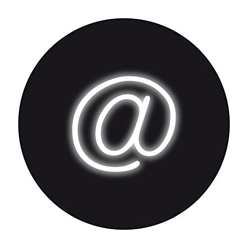 Seletti 'Lampe néon Neon Font cm moulé.21 H. 22 – @