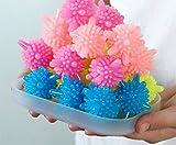 M&M 20 Stücke Wäsche Ball Magie Dekontaminierung Anti-Winding Haushalt Große Reinigung Ball Reibung Ball Waschmaschine Artefakt