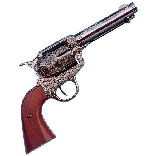 45er-colt-peacemaker-verziert-nickel-glanzend-deko