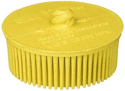 Preisvergleich Produktbild Bristle Disc ROLOC 50, 8mm K 80 (gelb) 3M