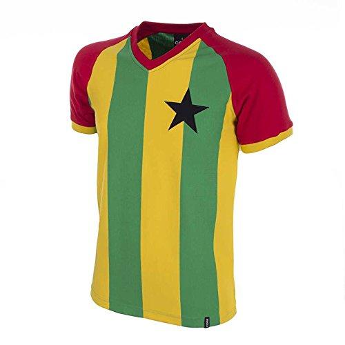 Copa Ghana Retro Trikot 80er Jahre standard, L