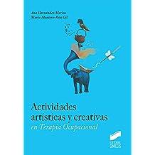 Actividades artísticas y creativas en Terapia Ocupacional