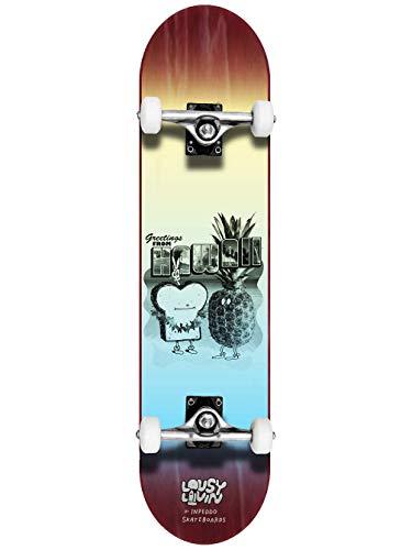 "Inpeddo Skateboard Complete Deck x Lousy Livin Standard Toast Hawaii 8.0\"" Complete"