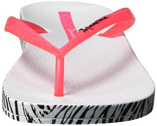Morbido Rosa Ipanema bianco Pinze Femme Multicolore Anatomica Zx5Y5wqfR