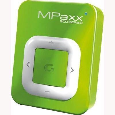 Grundig Mpaxx 920 tragbarer MP3 Player 2 GB grün