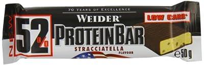 Weider - 52% Protein Bar - 50g from Weider