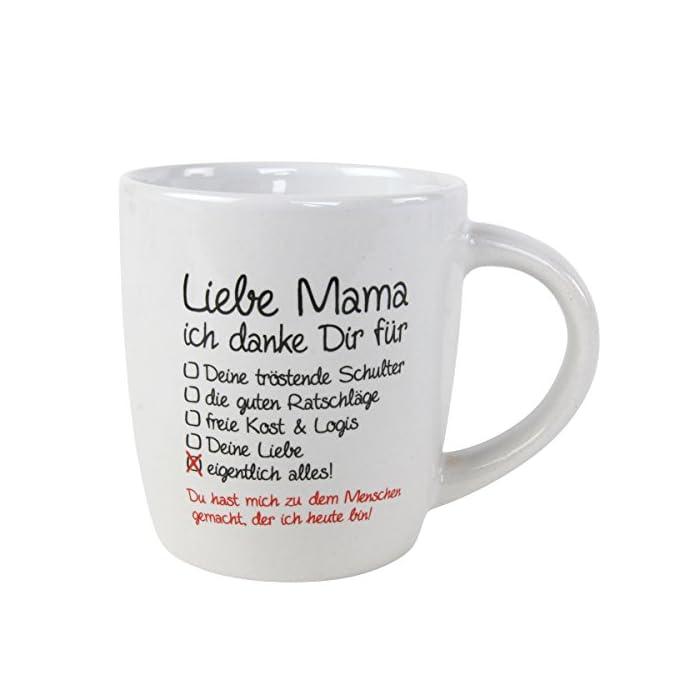 Acen Dear Mama I Love You.Tasse für Mütter, 325ml