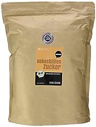 Wohltuer Bio Kokosblütenzucker, 1er Pack (1 x 2 kg)