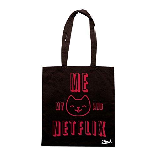 borsa-me-my-cat-netflix-netlix-lovers-nera-mush-by-mush-dress-your-style