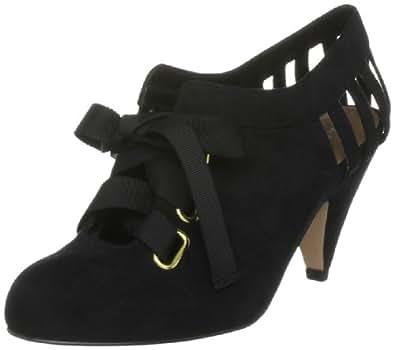 Carvela Women's Benny Suede Black Decorative 2703000979 6 UK