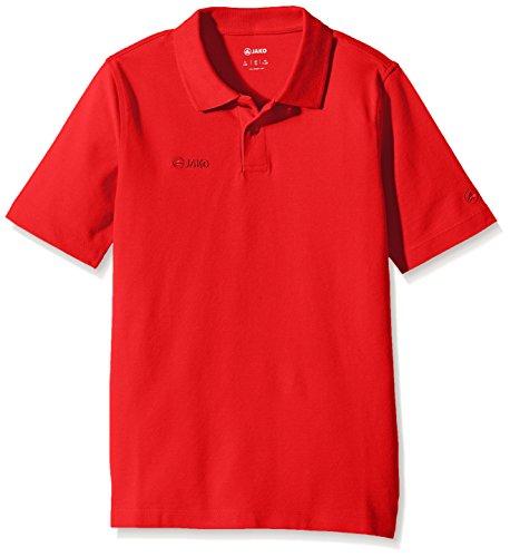 Jako Kinder Polo Classic, Rot, 152, 6395