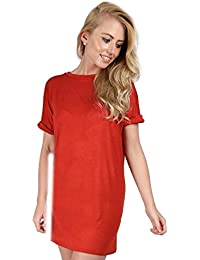 wie man kauft bester Preis 60% günstig Suchergebnis auf Amazon.de für: Rotes T-Shirt für Damen ...