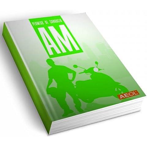 Libro permiso AM ciclomotor.Sacate el carne por libre contiene 10 temas y10 test