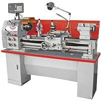 Holzmann Metalldrehmaschine mit montierter Digitalanzeige ED1000NDIG