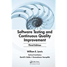 Software Testing and Continuous Quality Improvement (English Edition)
