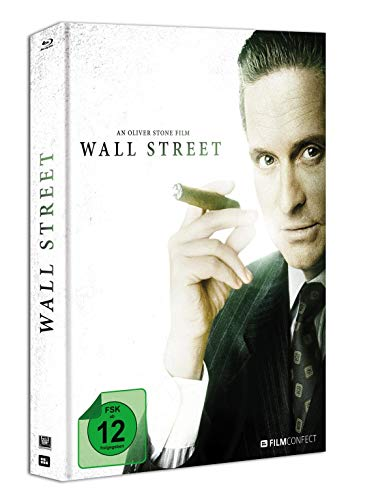 Wall Street (Mediabook inkl. 20 Seitiges Booklet) (Limited Edition) (Blu-ray)