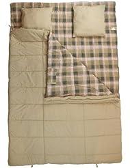 10t Outdoor Equipment 10T Canoodle Saco de dormir de manta, Beige, Estándar