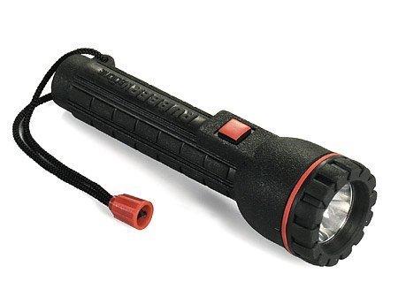 Taschenlampe Krypton-gummiert (Taschenlampe Krypton)