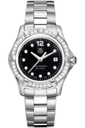 Tag Heuer Aquaracer diamantes reloj de los hombres waf111d, BA0810 (reloj de pulsera) reloj de pulsera de la muñeca