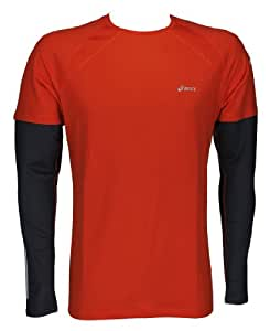 Asics Running Fitness Sportshirt Longsleeve Top Hommes 0540 Art. 421222 Taille L