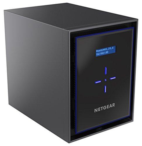 Netgear ReadyNAS RN426E2-100NES - Dispositivo de Almacenamiento