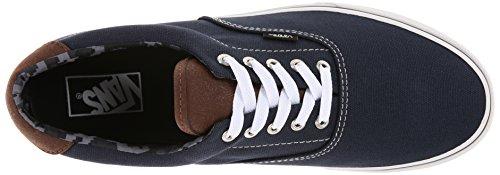 Vans U Era 59 Unisex-Erwachsene Sneaker Blau (Bleu (C L Total Ecl))