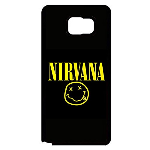 Attractive Handsome NirvanaPhone Case Cover For Samsung Galaxy Note 5 Nice Protective Mobile Shell - Specialized Hard Rock