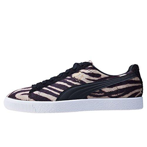 """Puma Clyde Suits """"Zebra"""" Mehrfarbig"""