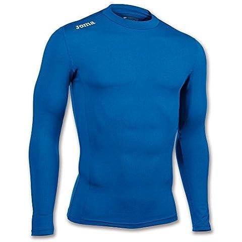 Joma - Camiseta brama academy royal m/l para hombre