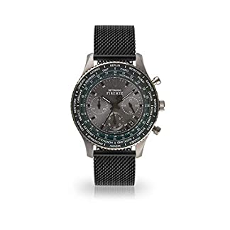 DETOMASO Firenze Chronograph Light Gun Dark Grey