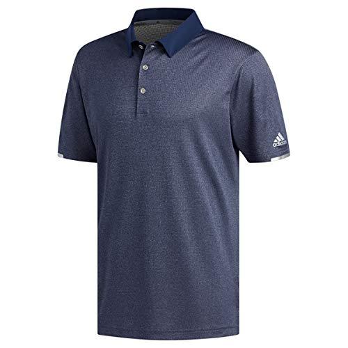 Adidas Golf Shirt Blau (adidas Herren Climachill Core Hather Polo Shirt Poloshirt Blau (Azul Navy Dt3593) Large)