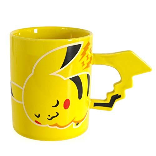 cosplaystudio Pokemon Keramik Kaffee Tasse mit süßem Pikachu Motiv