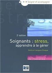 Soignants : stress, apprendre à le gérer