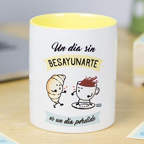 La Mente es Maravillosa - Taza cerámica...