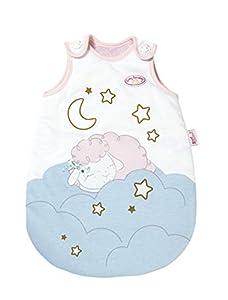 Baby Annabell Sweet Dreams Sleeping Bag Bolso de Dormir para muñecas - Accesorios para muñecas (Bolso de Dormir para muñecas, 3 año(s), Azul, Rosa, Color Blanco, Chica, 46 cm, CE)