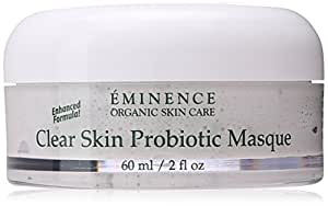 Eminence Organic Skin Care Clear Skin Probiotic Masque Skin Care, 2 Ounce 2 Oz