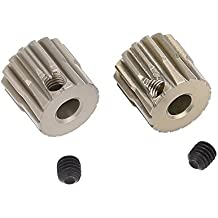 GoolRC Engranajes de Motores Pinion 48DP 3.175mm 15T para 1/10 RC Coche Motor Brushless Brunshed 2Pcs